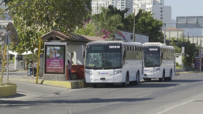 Gas supply cut will affect public transport in Puerto Vallarta