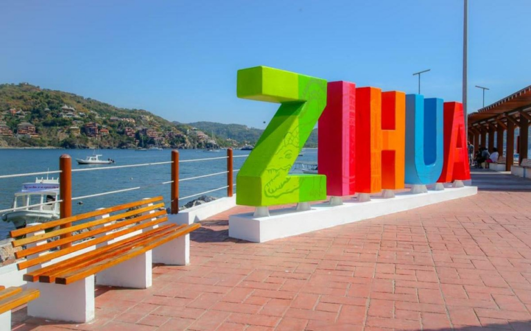 Ixtapa- Zihuatanejo is nominated as the best city in the world