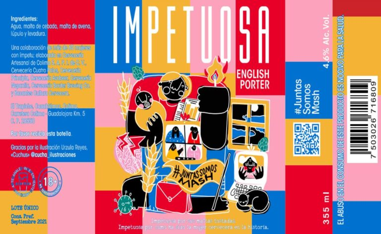 Impetuosa: the Mexican craft beer made by women