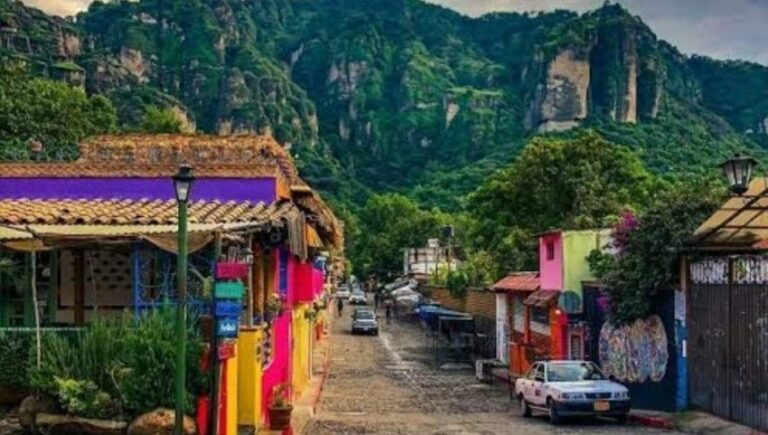 Take a tour of Tepoztlan, Morelos as if you were a local (VIDEO)