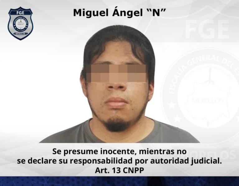 Man accused of murdering girlfriend is arrested in Morelos